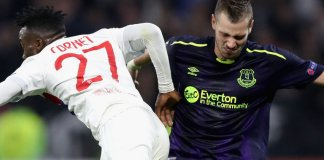 Everton midfielder Morgan Schneiderlin has joined Nice
