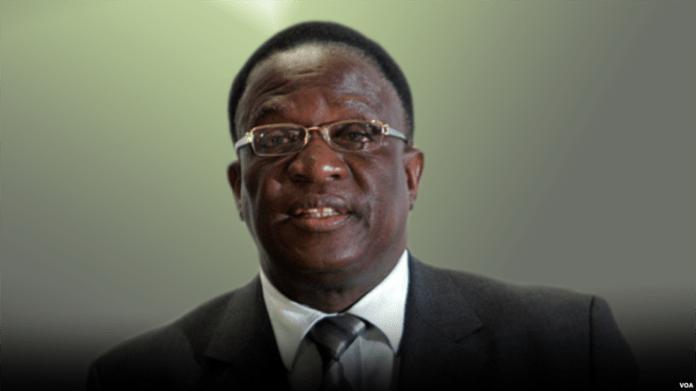 President Emmerson Mnangagwa of Zimbabwe