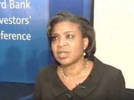 Director-General, Debt Management Office (DMO), Ms Patience Oniha Nigeria