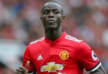 Eric Bailly was the first player to sign for Manchester United after Jose Mourinho took over as manager