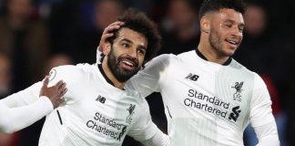 Mohamed Salah has now scored 66 goals in the Premier League since he arrived at Liverpool in 2017