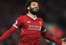 Salah is the current Premier League top scorer, with 13 goals