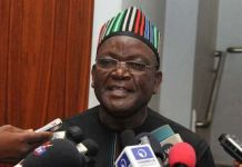 Governor Samuel Ortom of Benue