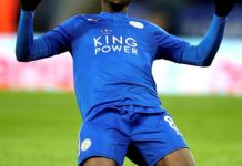 Kelechi Iheanacho scored one and created another for Vardy