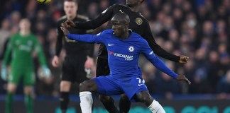 Antonio Conte is keen to reunite with Chelsea's N'Golo Kante