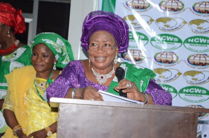 Mrs Gloria Shoda's NCWS will host female ministers and lawmakers