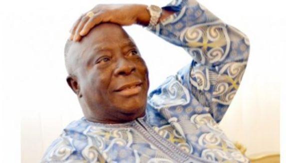 Acting Afenifere leader, Pa Ayo Adebanjo
