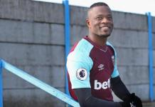 Patrice Evra completes a free transfer move to West Ham