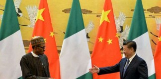 President Muhammadu Buhari and President Xi Jinping signed Mambilla hydropower project and ICT agreements