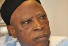 Senator Abdullahi Adamu says Chief Olusegun Obasanjo's outburst is not surprising