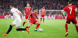 Bayern Munich will play Liverpool in the knockout phase of the Champions League