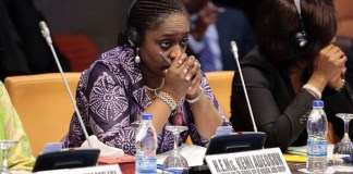 Finance Minister, Kemi Adeosun has resigned after she was alleged to have forged her NYSC certificate to enable her work in Nigeria