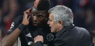 Paul Pogba says he had no problem with manager Jose Mourinho
