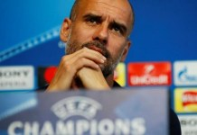 Pep Guardiola will remain at Manchester City despite the Champions League ban