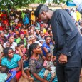Vice President Yemi Osinbajo, SAN, visits Awe LGA; Kyetor, Obi LGA and Agyaragu also in Obi LGA, IDPs camps in Nasarawa State where he interacted with women, children and men