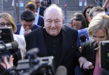 Archbishop Philip Wilson has been given 12 months sentence