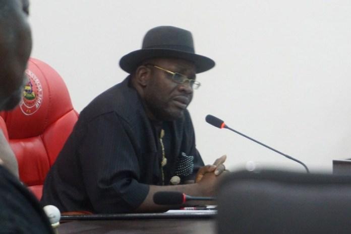Governor Seriake Dickson of Bayelsa