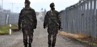 Hungary has built a border fence to keep migrants out