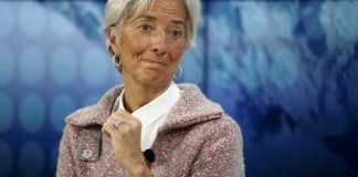 Christine Lagarde has announced an emergency fund to ease the impact of the coronavirus pandemic
