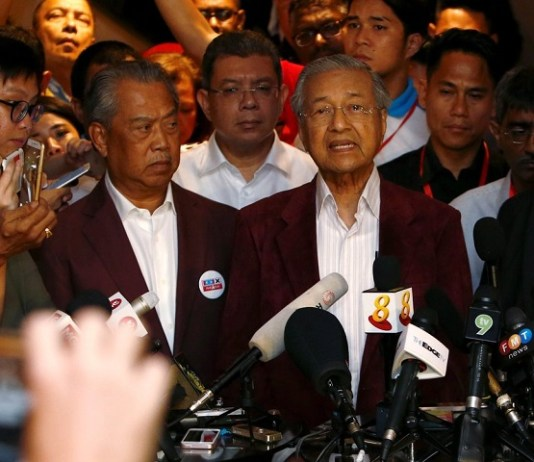 Mahathir Mohamad, 92, has submitted his resignation to the king