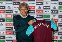 Manuel Pellegrini has been sacked by West Ham