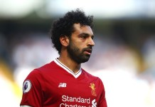 Mohamed Salah has cast doubt on his Liverpool future