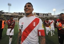 Peru captain Paolo Guerrero has been cleared to play at the World Cup