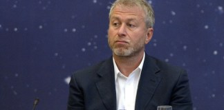 Roman Abramovich has deemed a security threat by the Swiss police
