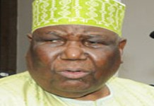 Alhaji Gambo Jimeta is well and healthy a family source has said