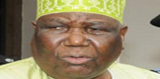 Alhaji Gambo Jimeta is well and healthy a family source has said