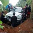 Azubuike buried his father in a brand new BMW worth over N31 million