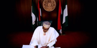 President Muhammadu Buhari has signed the Agricultural Credit Guarantee Scheme Fund (Amendment) Bill into law