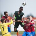 Tomas Kalas scored as Czech Republic beat Nigeria 1-0