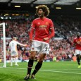 Marouane Fellaini has signed a two-year deal at Manchester United