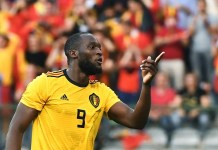 Romelu Lukaku scored twice as Belgium beat Costa Rica 4-1