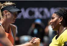 Serena Williams says she was surprised Maria Sharapova books 'Unstoppable: My Life So Far' was about her