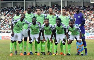 Super Eagles of Nigeria will face Burundi, Madagascar and Guinea at 2019 AFCON