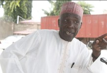 Alhaji Buba Galadima is the national chairman of R-APC