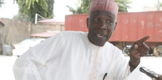Alhaji Buba Galadima is the national chairman of R-APC