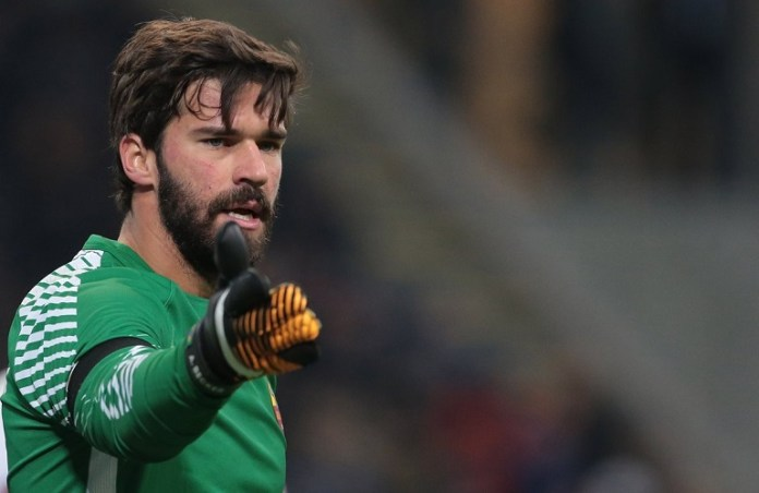 Liverpool and Roma have agreed a world record fee for goalkeeper Alisson