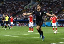 Andrej Kramaric is the seventh different player to score for Croatia at the 2018 World Cup