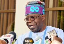 Asiwaju Bola Tinubu, national leader of the APC MURIC