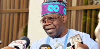 Asiwaju Bola Tinubu, national leader of the APC