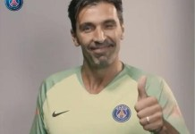 Gianluigi Buffon has rejoined Juventus after one season in Ligue 1 with PSG