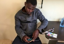 Ismail Olamilekan, 21, and his brother Sodiq, 25, said they paid 250,000 naira (600 euros, $700) each to a man in Lagos for their Fan IDs