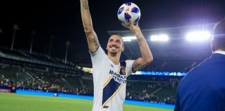 LA Galaxy's Zlatan Ibrahimovic has set up a fundraiser for coronavirus victims