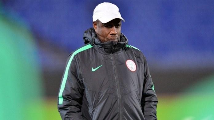 Nigerian national team coach Salisu Yusuf was filmed taking bribe in 2017