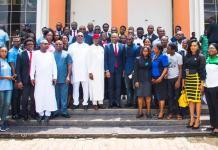 Tony Elumelu pledged N500million to Delta State Entrepreneurship Programme