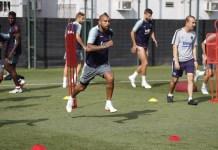 Arturo Vidal, Malcom, Marlon and Arthur are non-EU players