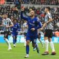 Eden Hazard has scored seven goals against Newcastle